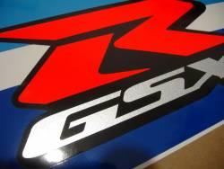 Suzuki GSX-R 1000 L3 million logo graphics