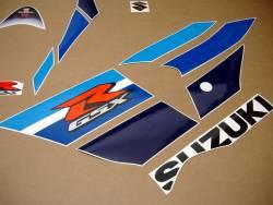Suzuki GSX-R 1000 2013 million stickers set
