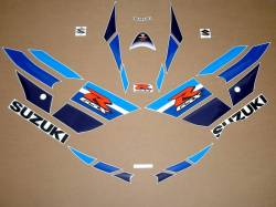 Suzuki GSXR 1000 2013 million decals
