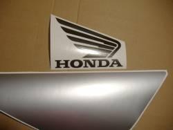Honda CBR 600 F4i 2004 silver decals kit
