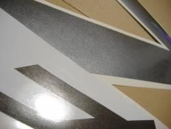 Honda CBR 600 F4i 2004 silver stickers kit