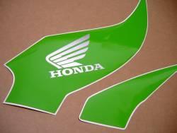 Honda CBR 600RR 2007 custom stickers