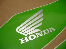 Honda CBR 600RR 2007 custom decals
