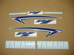 Yamaha R1 2009 RN22 14b custom decals kit