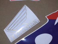 Honda 900RR 1994 Fireblade white decal set