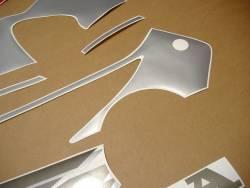 Honda CBR 600F F4 2000 silver stickers