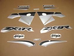 Kawasaki ZX-9R 2003 Ninja blue decals