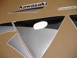 Kawasaki ZX9R 2003 Ninja blue decals kit