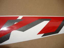 Honda VTR  1000 2005 SC45 black stickers