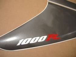 Honda 1000R 2005 RC51 black decals