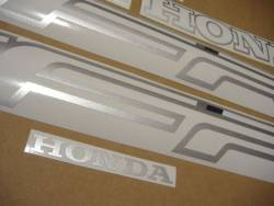 Honda VFR 750F 1991 RC36 red labels graphics