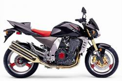 Kawasaki Z 1000 2003 complete sticker kit
