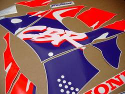 Honda CBR 900RR 1994 SC28 custom decals
