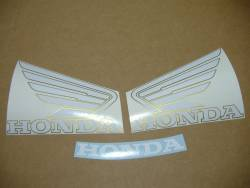 Honda 900RR 1992 Fireblade custom labels graphics