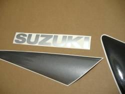 Suzuki GSX-R 1000 2001 silver stickers set