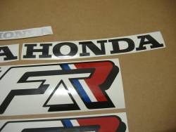 Honda VFR 750F 1990 RC36 white decals