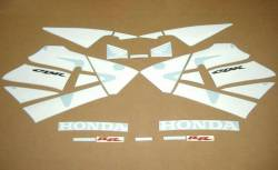 Honda CBR 600RR 2003 custom logo graphics