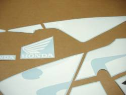 Honda CBR 600RR 2003 custom stickers kit