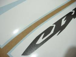 Honda CBR 600RR 2003 custom decals kit