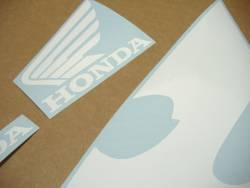 Honda 600RR 2003 custom stickers set