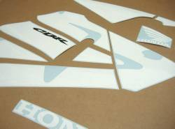 Honda CBR 600RR 2003 custom decals