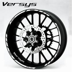 kawasaki versys 650 1000 white wheel stripes