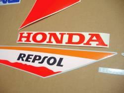 Honda CBR 150R 2005 Repsol stickers