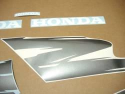 Honda CB 500S 1999 red graphics kit