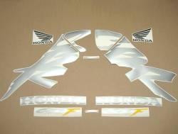 Honda CBR 600F F4 2000 yellow stickers