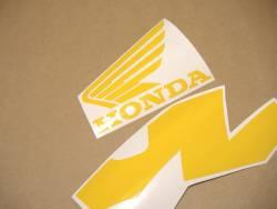 Honda NSR 125R 1999 black stickers