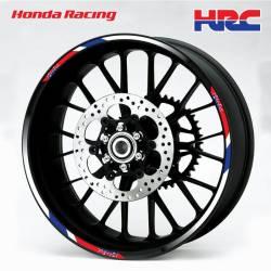 Honda cbr sc28 sc33 sc44 sc50 sc57 sc59 wheel rim stripes lines