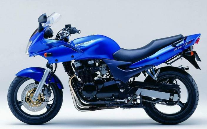 Kawasaki ZR7
