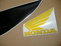Honda vtr 1000 sp-1 rc51 sc45 2000 red decals set