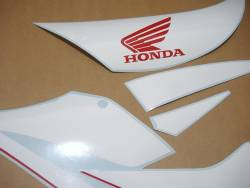 Honda 1000rr 2006 2007 sc57 white adhesives kit