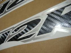 Kawasaki ZX12R custom carbon adhesives set