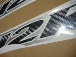 Kawasaki ZX12R custom carbon adhesives set