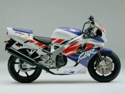 Honda CBR Fireblade 1992 reproduction stickers