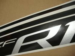 Yamaha R1 RN22 2014 red decals kit